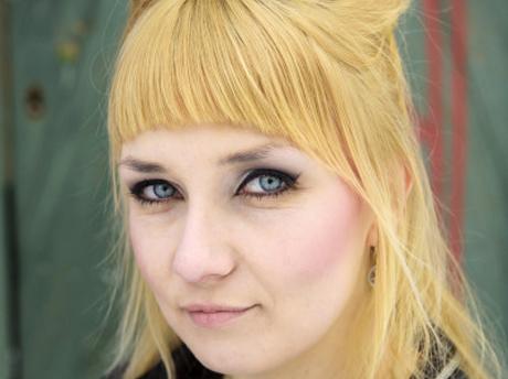 Kirjailija Laura Gustafsson. // Kuva: Markus Sommers
