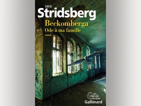 STRIDSBERG Sara COUV Beckomberga