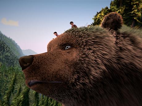 l'ours montagne 3