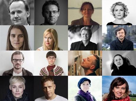 Les 16 auteurs des Boréales 2018