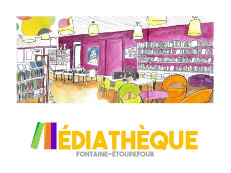 Médiathèque Fontaine-Etoupefour