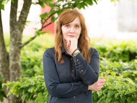 Auður Ava Ólafsdóttir © Zulma