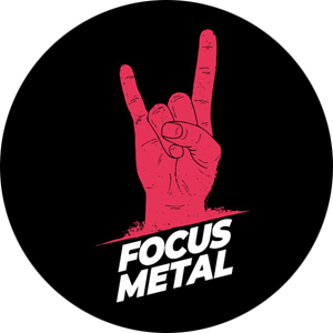 logo focus metal