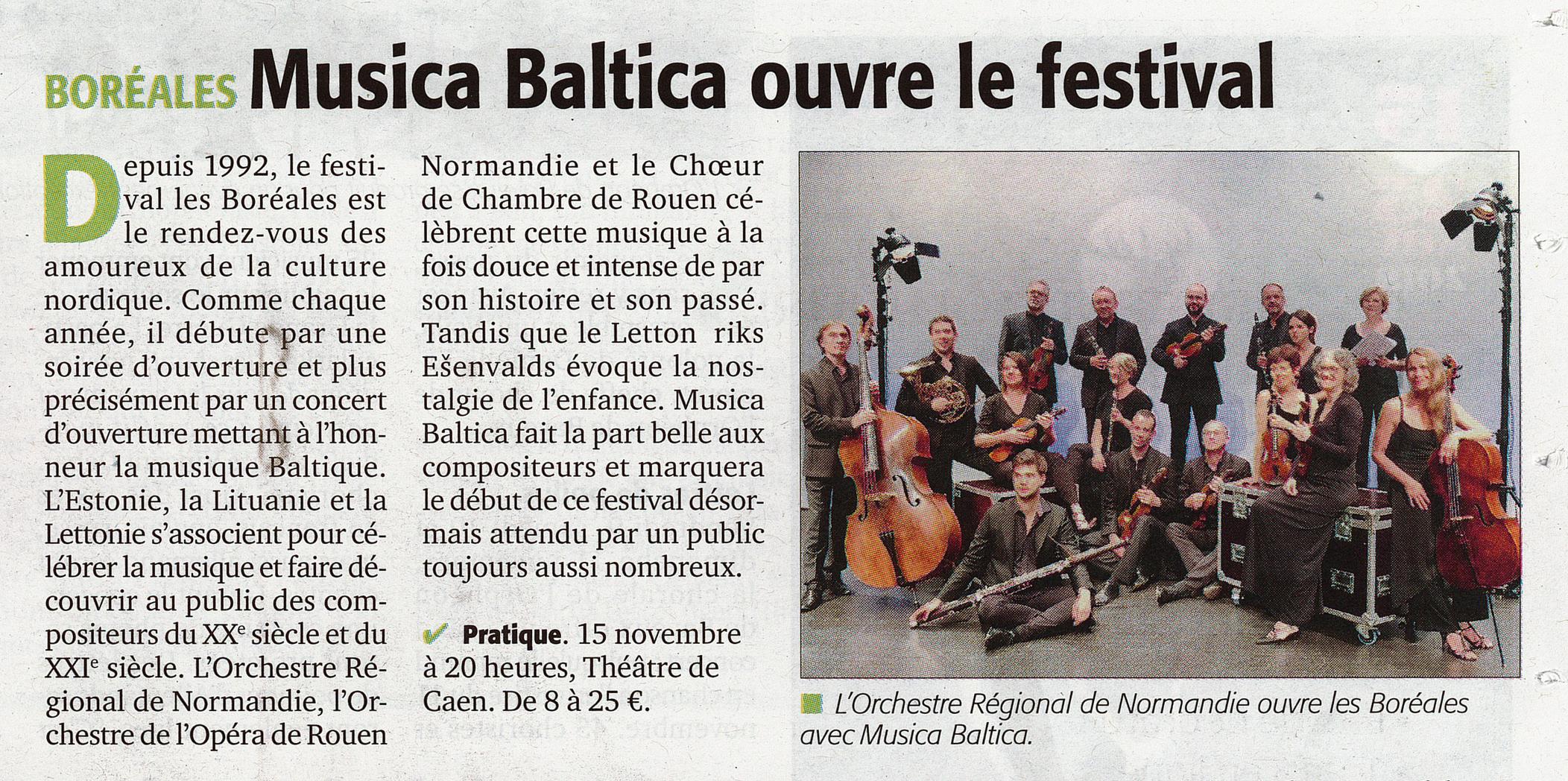 08-11-18 Tendance Ouest_Musica Baltica