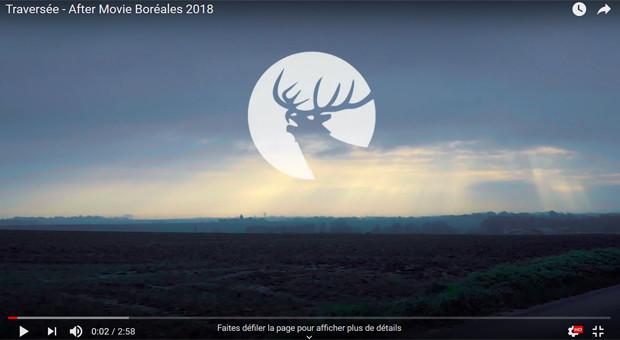 «Traversée» – After Movie festival Les Boréales 2018
