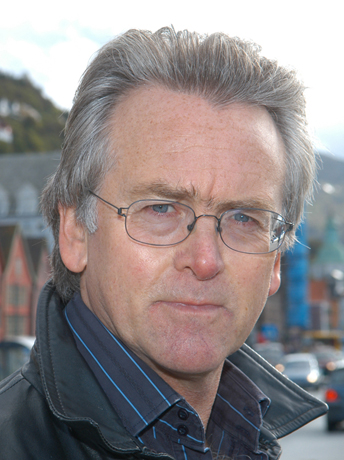 Gunnar Staalesen portrait