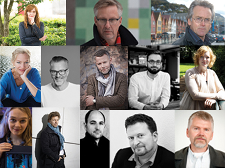13 Auteurs 2019 mosaïque