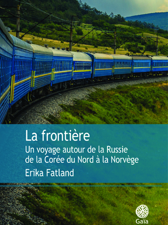Erika Fatland Frontière couverture