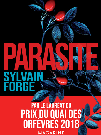 SYLVAIN FORGE - Parasite - couverture web