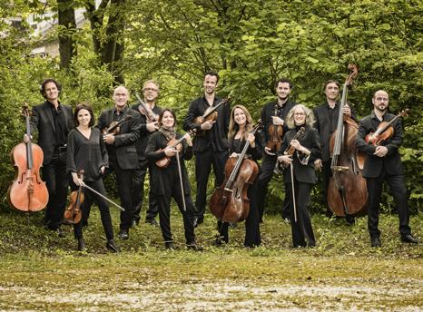Cordes Orchestre Régional de Normandie © Jérôme Prébois web 2