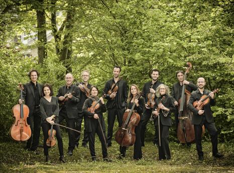 Cordes Orchestre Régional de Normandie © Jérôme Prébois web