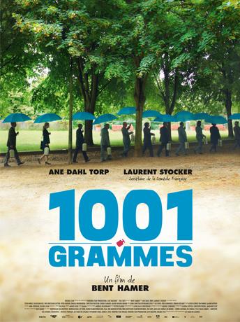 1001 grammes affiche