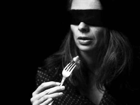 diner dans le noir ©Christophe Le Dévéhat
