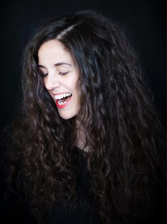 Siri Jacobsen © Kajsa Gullberg web portrait
