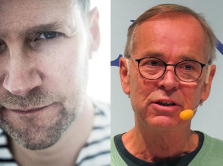 Mo Malo et Bjorn Larsson
