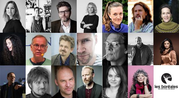 Les auteurs invités des Boréales 2021 !